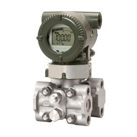 Yokogawa EJA120A Draft Differential Pressure Transmitter