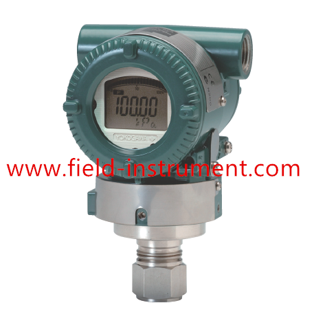 Yokogawa EJX510A In-Line Mount Absolute Pressure Transmitter