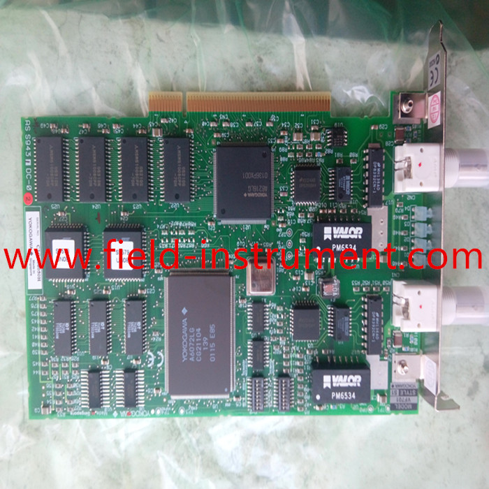 YOKOGAWA VF701 Network desktop card interface card