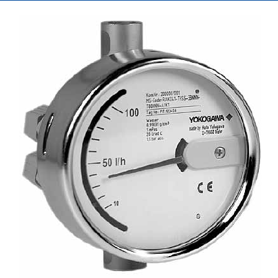 Yokogawa RAKD42 Variable Area Flowmeter
