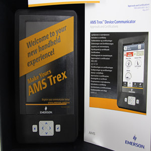 Emerson AMS TREXLHPNAWS1 Device Communicator