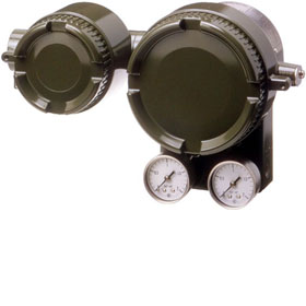 Yokogawa PK200-A13 Current-to-Pneumatic Converter