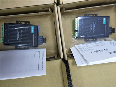 MOXA TCC-120I Industrial RS-422/485 converters repeaters